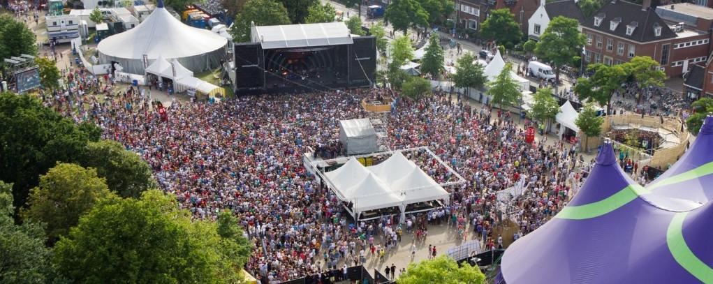 Gehoorpunt ondersteunt Zomerparkfeest Venlo 2019